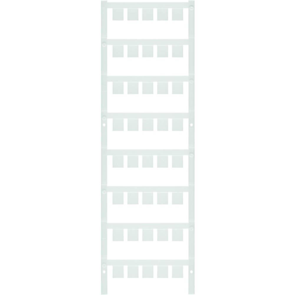 Makering af apparater Weidmüller ESG 9/10 MC NEUTRAL WS 1775910000 200 stk Antal markører 200 Hvid