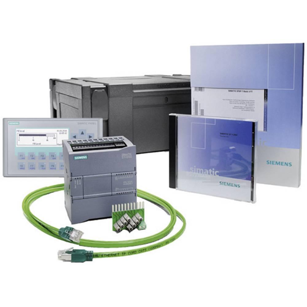 SPS začetni komplet Siemens S7-1200+KP300 BASIC 6AV6651-7HA01-3AA4 115 V/AC, 230 V/AC