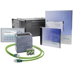 SPS početni set Siemens S7-1200+KP300 BASIC 6AV6651-7HA01-3AA4 115 V/AC, 230 V/AC
