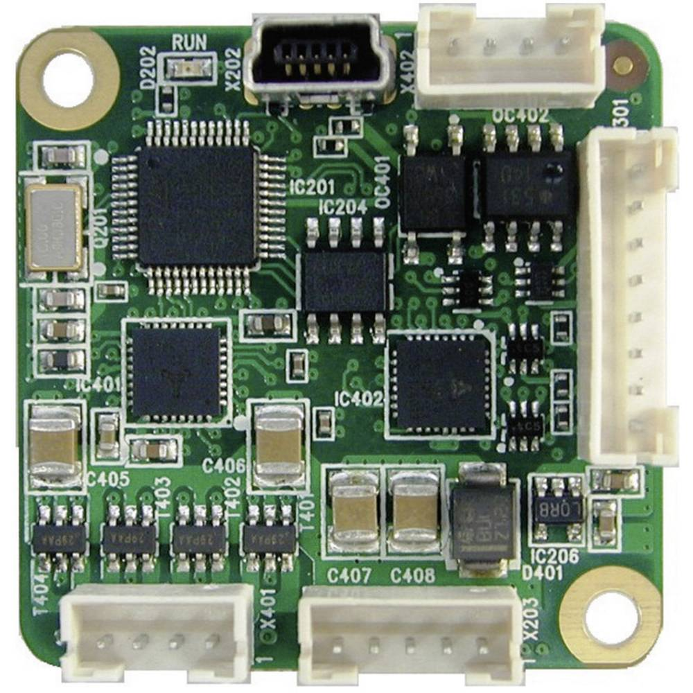 1-osni kontroler za koračni motor Trinamic TMCM-1141, 24 V,fazni tok: maks. 1,1 A 10-0184