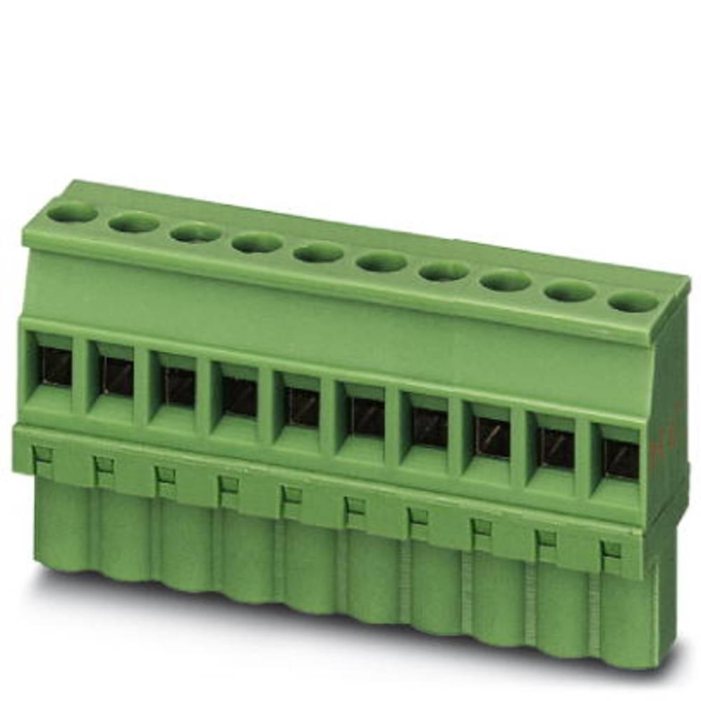 Tilslutningskabinet-kabel MVSTBW (value.1360761) Samlet antal poler 8 Phoenix Contact 1912906 Rastermål: 5.08 mm 50 stk
