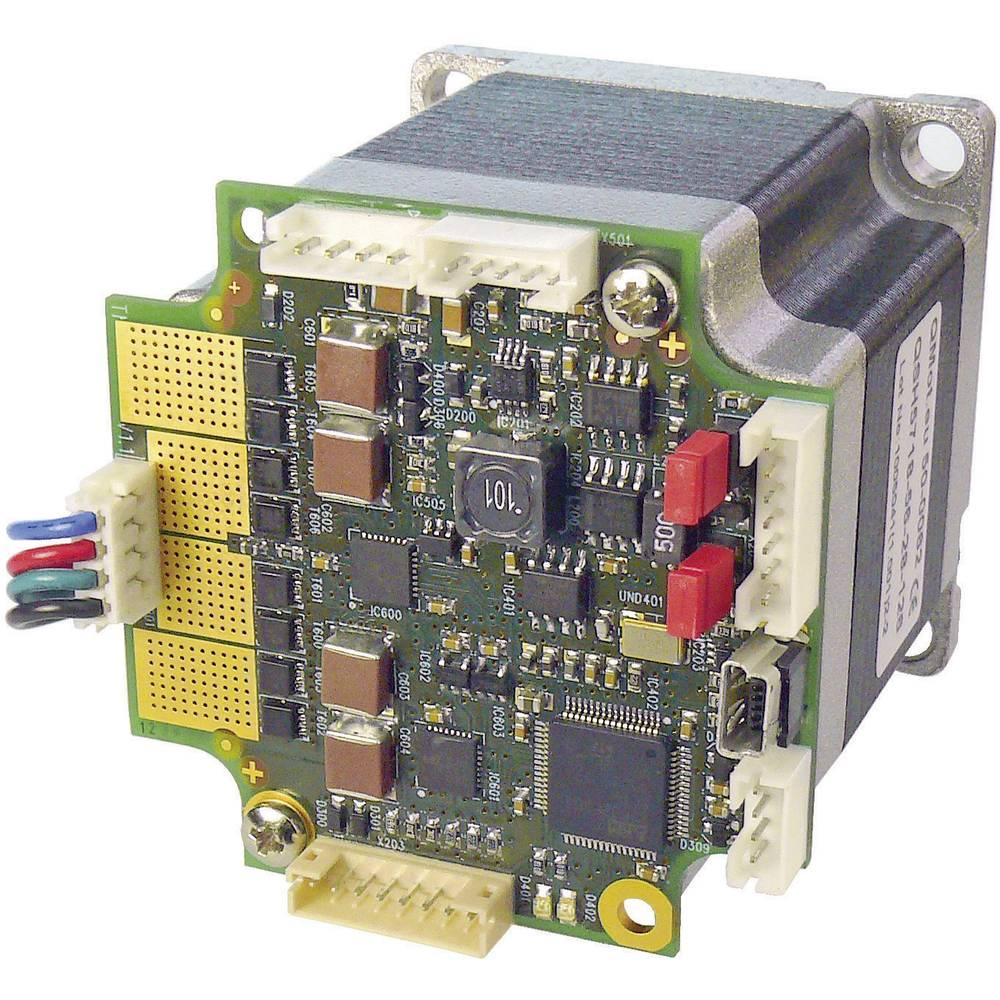 Trinamic PD57-2-1160-TMCL Koračni motor s kontrolerom PANdrive™ Mechatronik, 9-51 V/DC 30-0193
