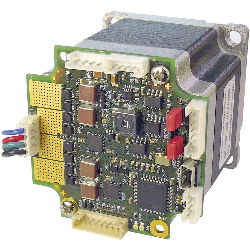 Trinamic PD57-2-1160-TMCL Koračni motor s krmilnikom PANdrive™ Mechatronik, 9-51 V/DC 30-0193