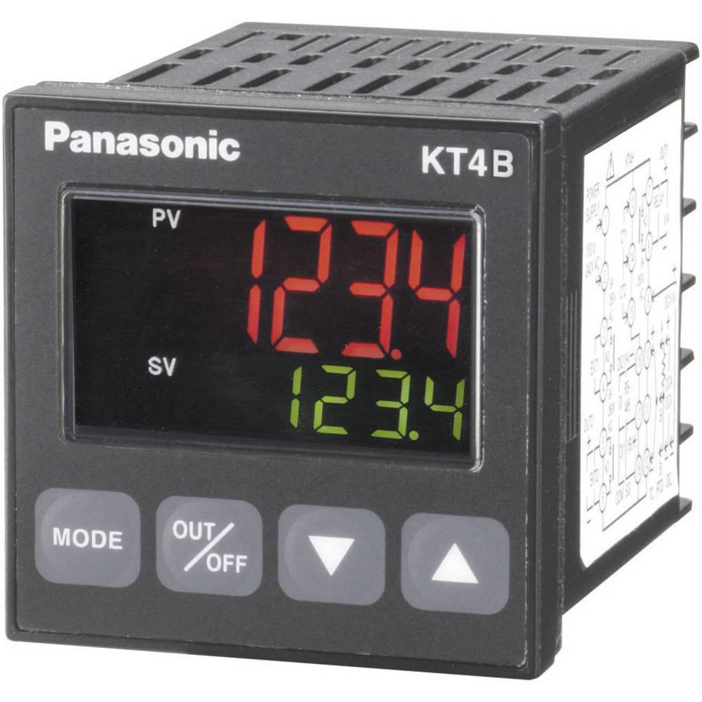 Termostat Panasonic AKT4B211100 K, J, R, S, B, E, T, N, PL-II, C, Pt100, Pt100 -200 do +1820 °C rele 3 A (D x Š x V) 56 x 48 x 4