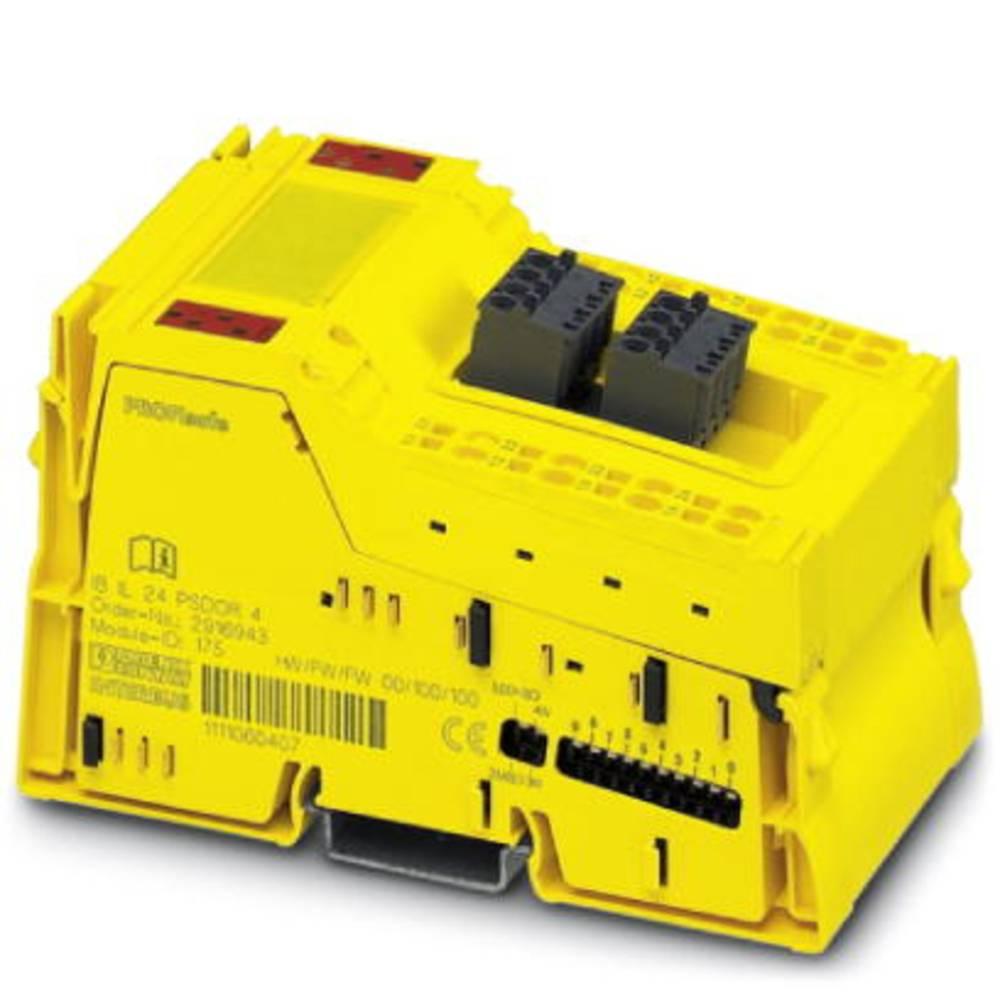 SPS-razširitveni modul Phoenix Contact IB IL 24 PSDOR 4-PAC 2985864 24 V/DC