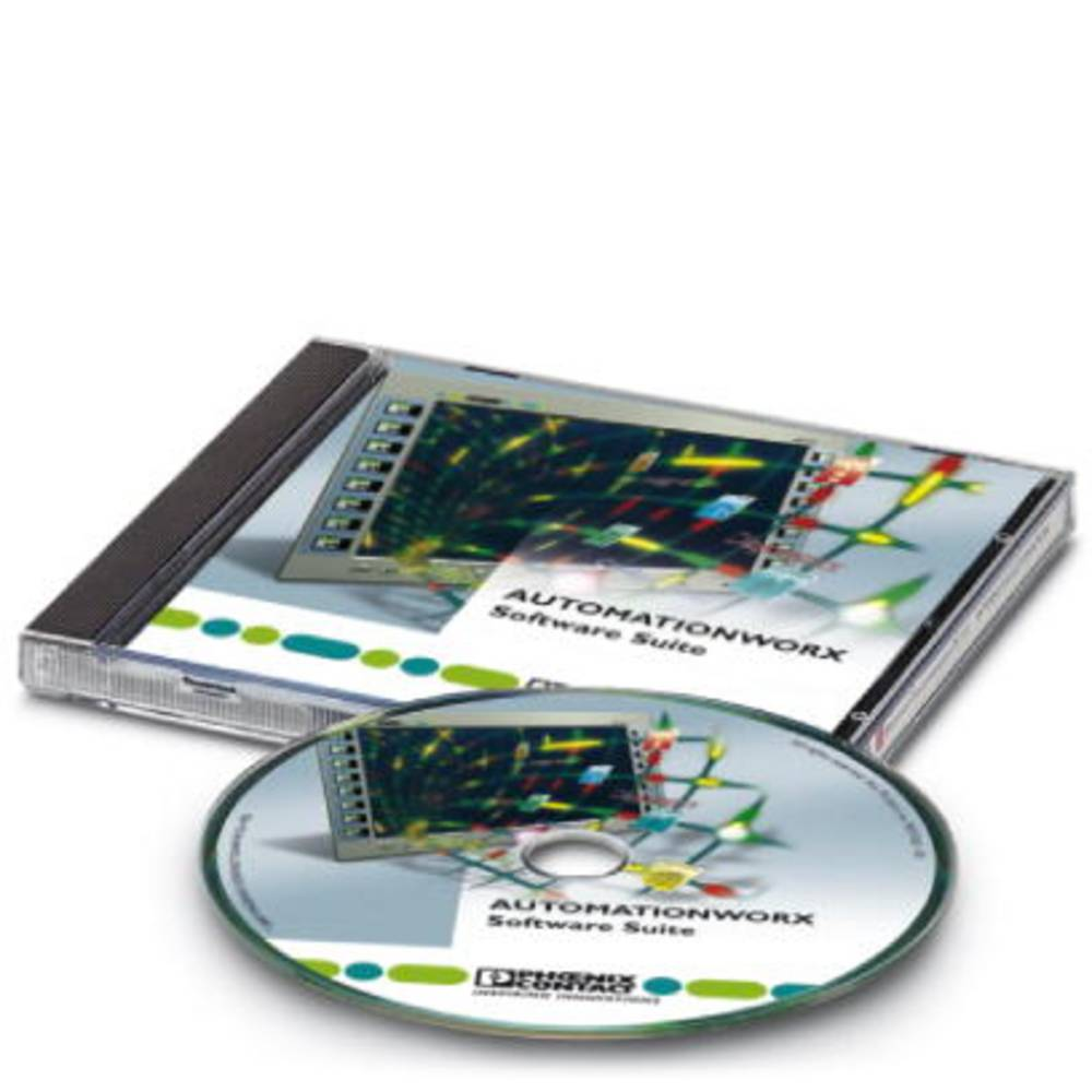 SPS-programska oprema Phoenix Contact AX SW SUITE DEMO 2985660