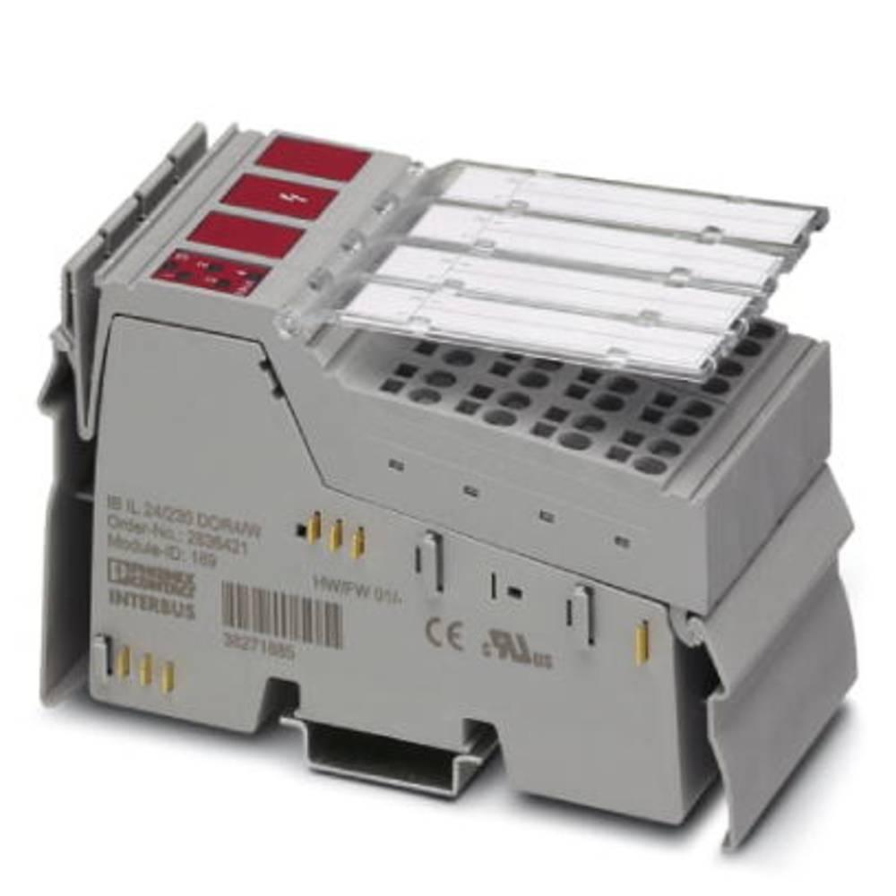 SPS-razširitveni modul Phoenix Contact IB IL 24/230 DOR4/W-PAC 2861878 24 V/DC