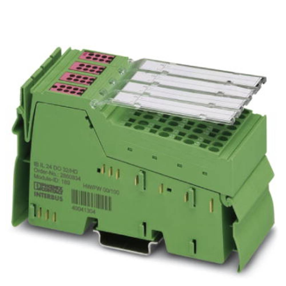 SPS-razširitveni modul Phoenix Contact IB IL 24 DO 32/HD-2MBD-PAC 2692898 24 V/DC