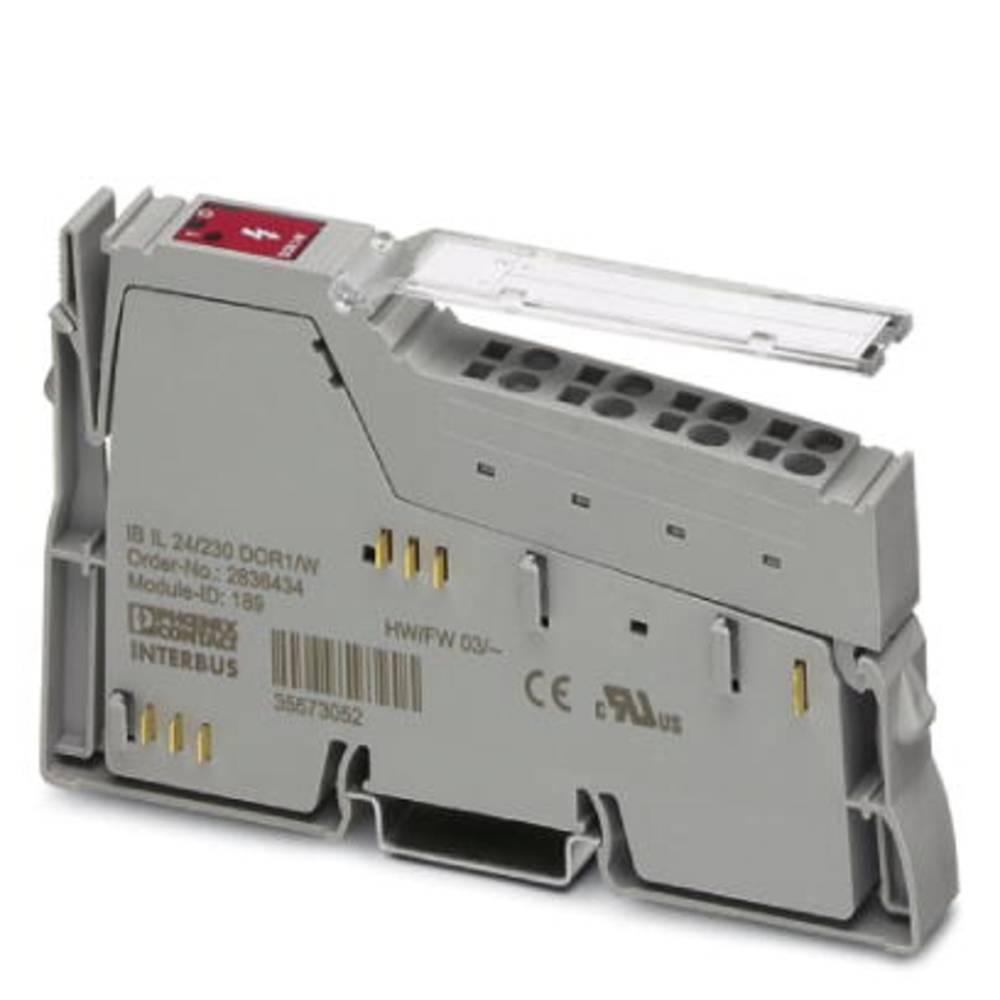 SPS-razširitveni modul Phoenix Contact IB IL 24/230 DOR1/W-PC-PAC 2862178 24 V/DC