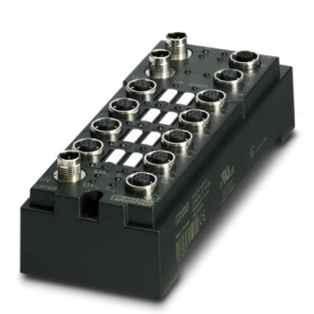 SPS-bus priključek Phoenix Contact FLM DIO 8/8 M12 2736848 24 V/DC