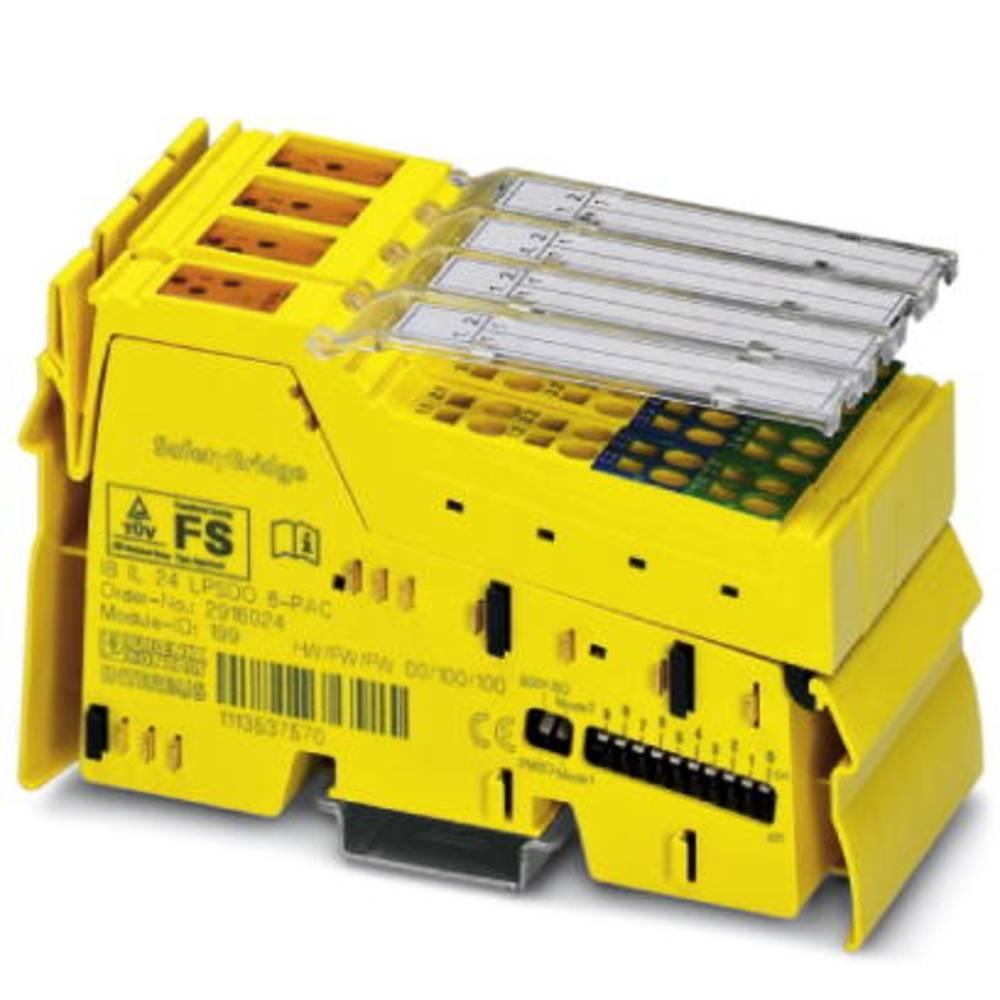 SPS-razširitveni modul Phoenix Contact IB IL 24 LPSDO 8 V2-PAC 2700606 24 V/DC