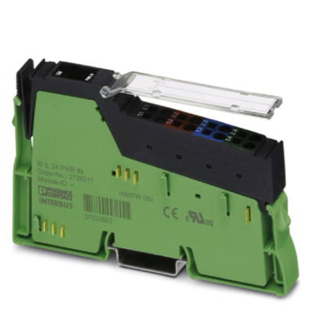 SPS-razširitveni modul Phoenix Contact IB IL 24 PWR IN/2F-DF-2MBD-PAC 2863834 24 V/DC