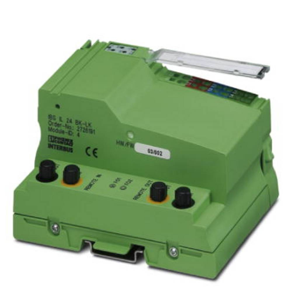 SPS-razširitveni modul Phoenix Contact IBS IL 24 BK-LK-PAC 2861218 24 V/DC