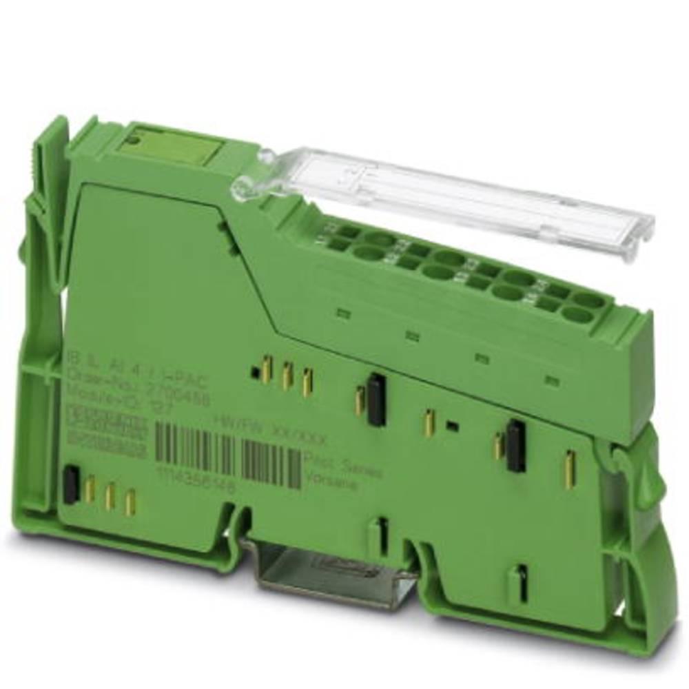 SPS-razširitveni modul Phoenix Contact IB IL AI 4/U-PAC 2700459 24 V/DC