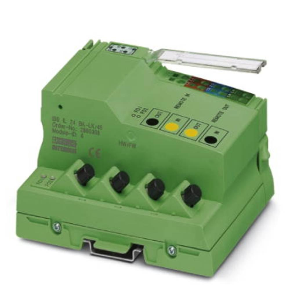 SPS-razširitveni modul Phoenix Contact IBS IL 24 BK-LK/45-2MBD-PAC 2862220 24 V/DC