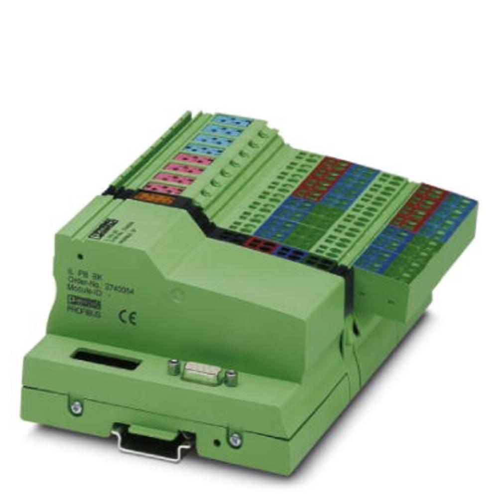 SPS-razširitveni modul Phoenix Contact PB IL 24 BK DIO 16/16 2742638 24 V/DC
