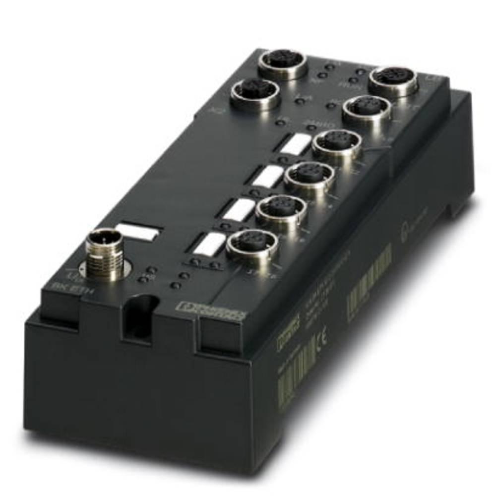 SPS-bus priključek Phoenix Contact FLM BK ETH M12 DI 8 M12-2TX 2736916 24 V/DC