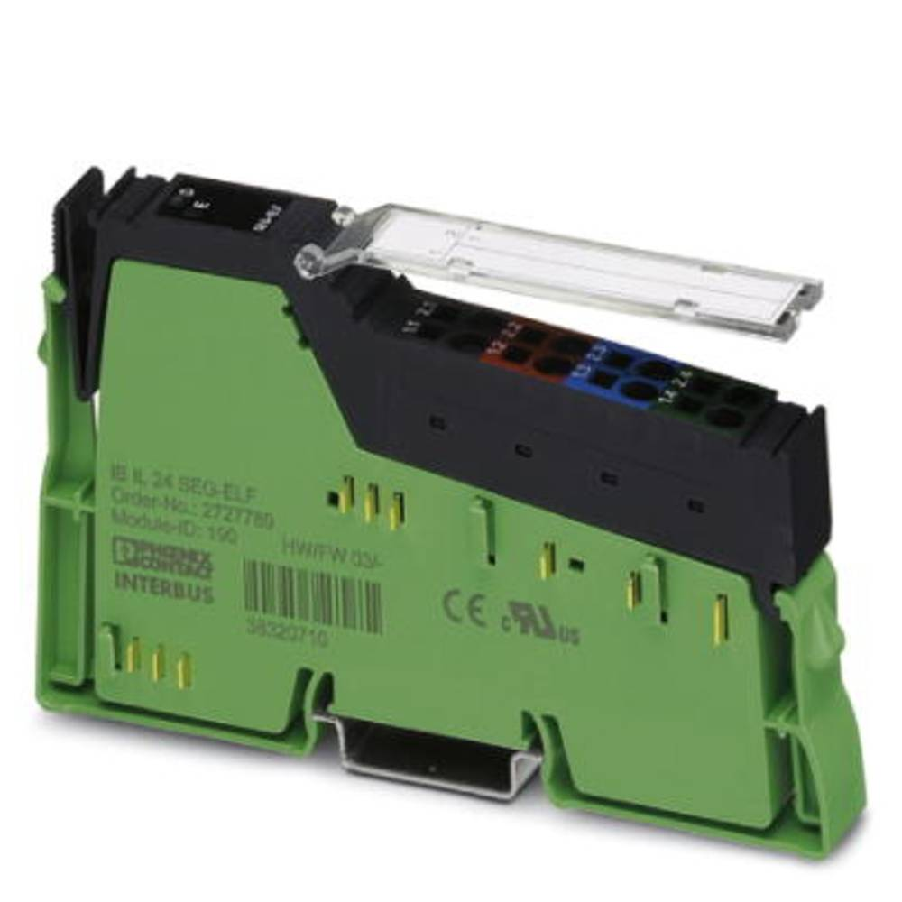 SPS-razširitveni modul Phoenix Contact IB IL 24 SEG/F-PAC 2861373 24 V/DC