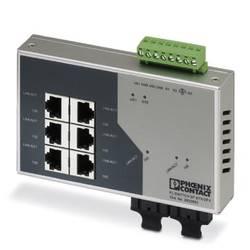 Phoenix Contact Industrial Ethernet preklopnik FL SWITCH SF 6TX/ 2FX broj svjetlovodnih ulaza: 2 broj Ethernet ulaza: 6