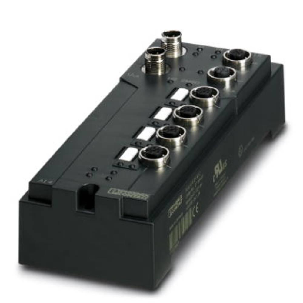 SPS-bus priključek Phoenix Contact FLM AI 4 SF M12 2736453 24 V/DC