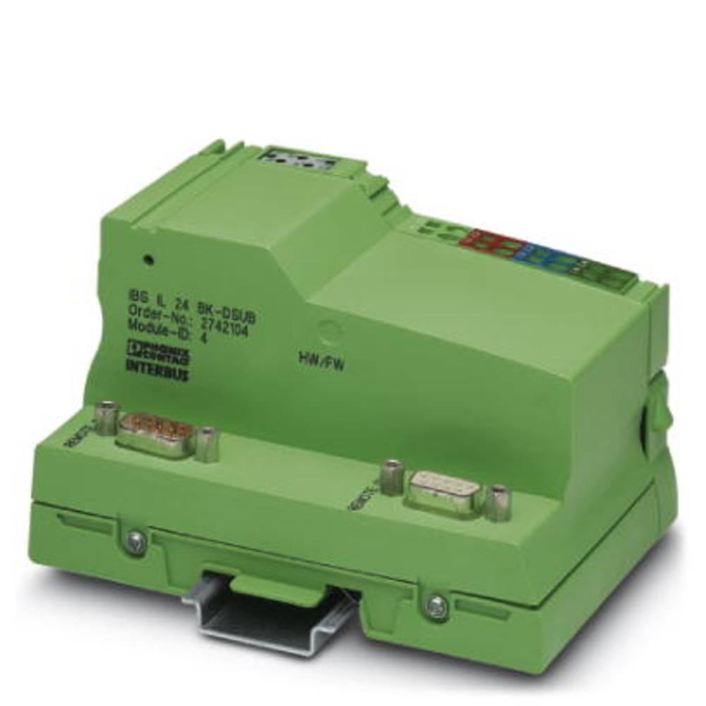 SPS-razširitveni modul Phoenix Contact IBS IL 24 BK-DSUB-PAC 2861593 24 V/DC