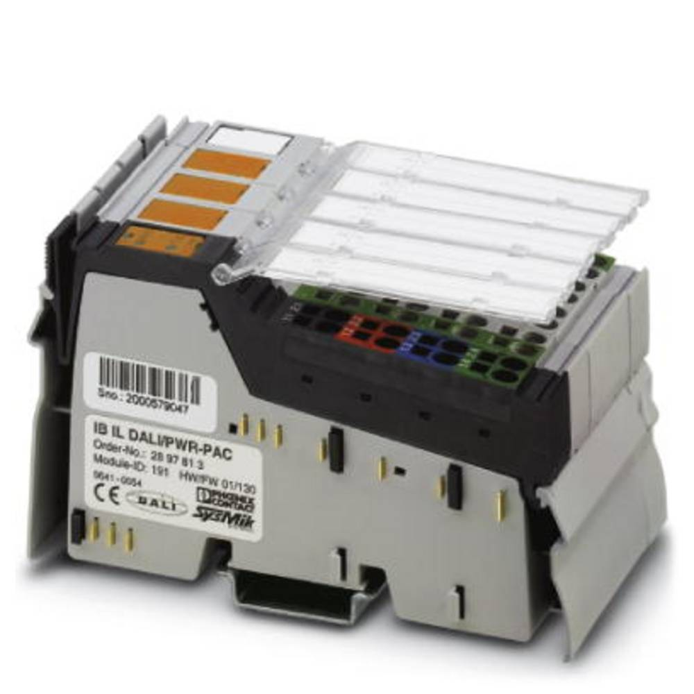 SPS-razširitveni modul Phoenix Contact IB IL DALI/PWR-PAC 2897813 24 V/DC