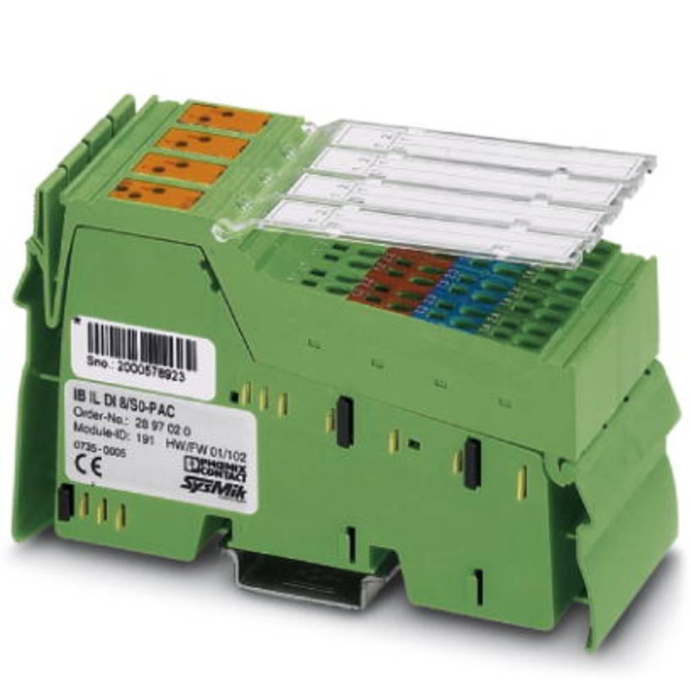 SPS-razširitveni modul Phoenix Contact IB IL DI 8/S0-PAC 2897020 24 V/DC