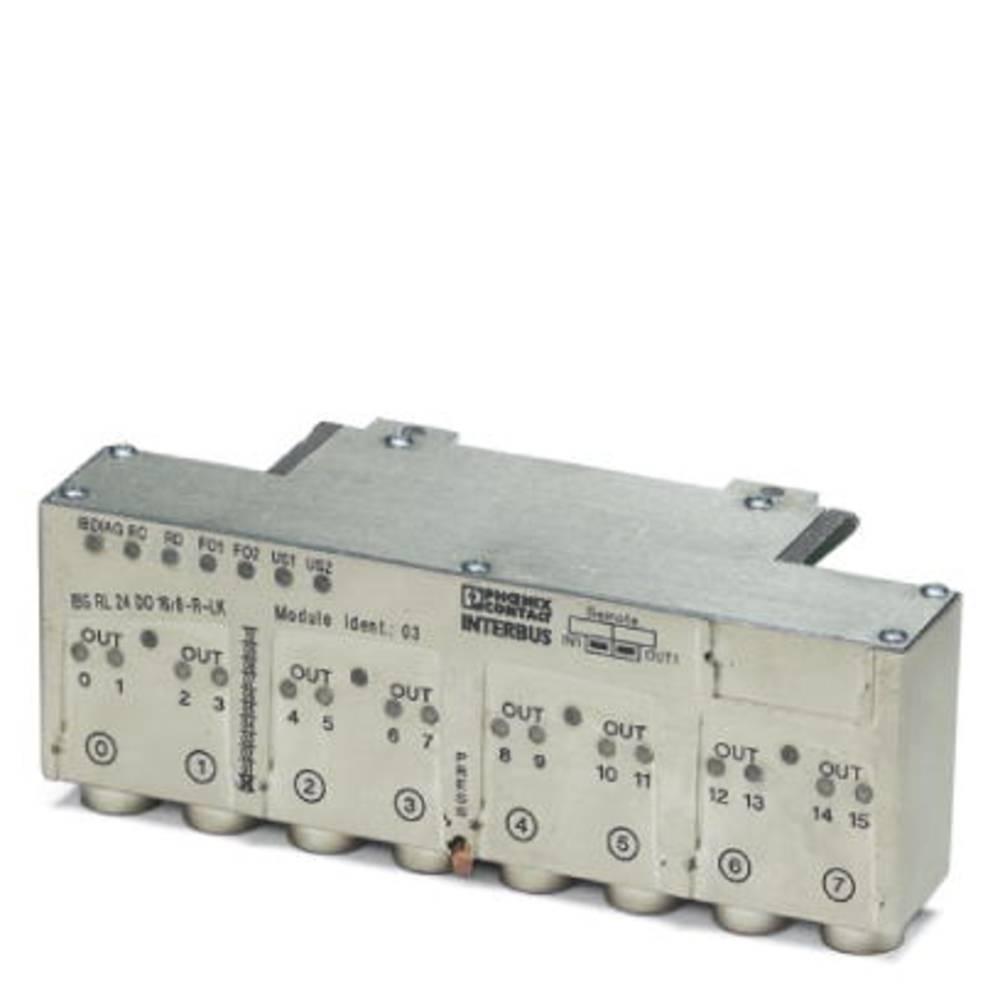 SPS-razširitveni modul Phoenix Contact IBS RL 24 DO 16/8-R-LK-2MBD 2734507 24 V/DC