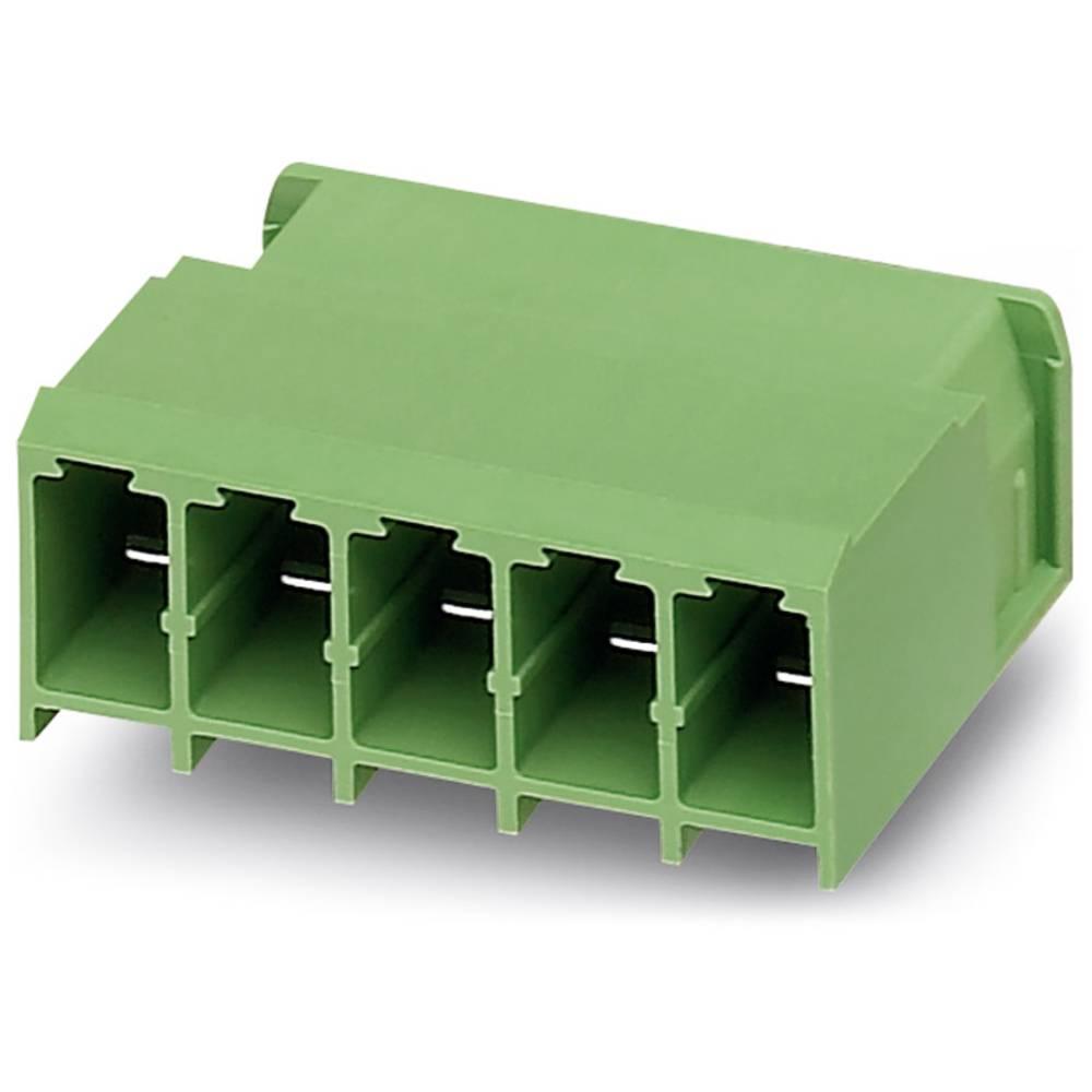 Pinsko ohišje za tiskano vezje PC Phoenix Contact 1804881 raster: 7.62 mm 50 kosov