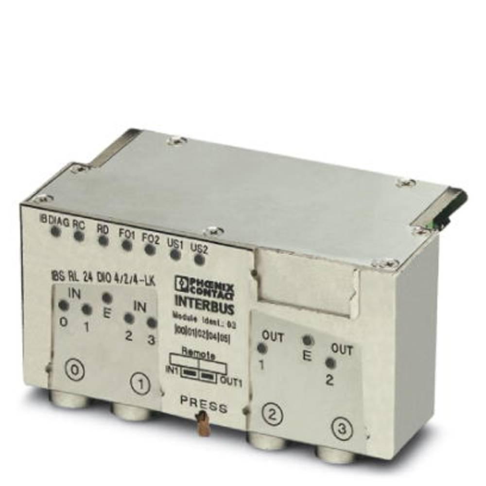 SPS-razširitveni modul Phoenix Contact IBS RL 24 DIO 4/2/4-LK-2MBD 2732486 24 V/DC