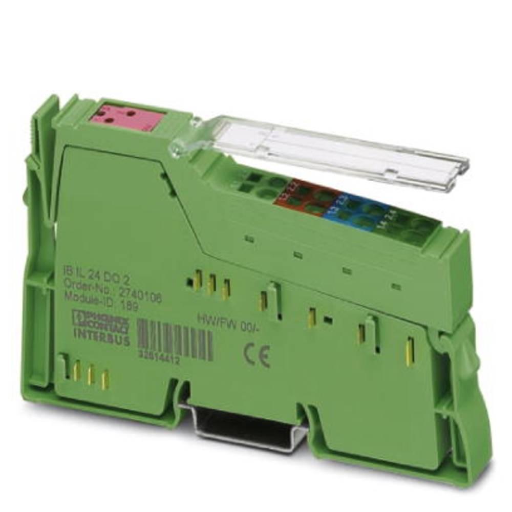SPS-razširitveni modul Phoenix Contact IB IL 24 DO 2-2A-PAC 2861263 24 V/DC