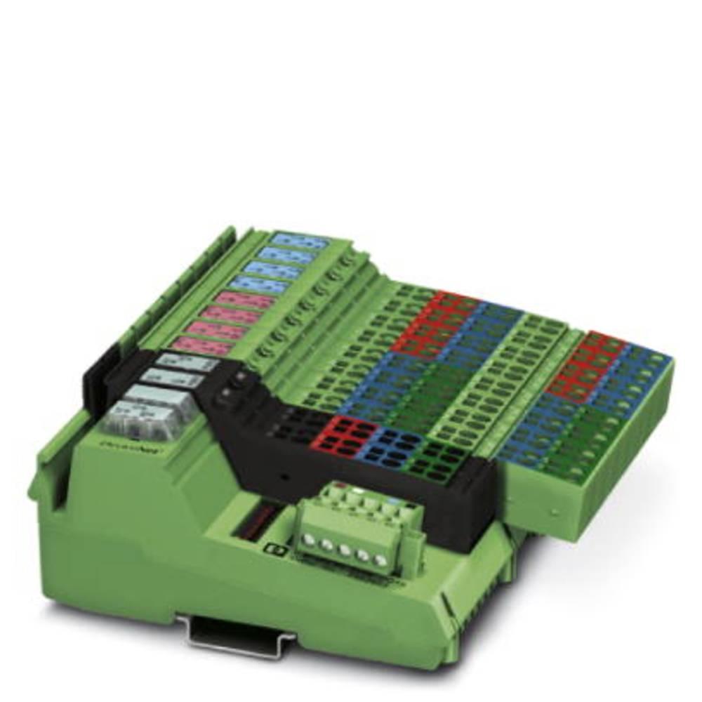 SPS-razširitveni modul Phoenix Contact ILB DN 24 DI16 DO16 2862602 24 V/DC