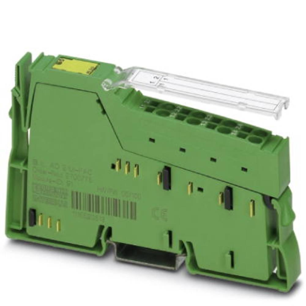 SPS-razširitveni modul Phoenix Contact IB IL AO 2/UI-PAC 2700775 24 V/DC