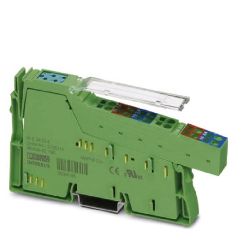SPS-razširitveni modul Phoenix Contact IB IL 24 DI 4-2MBD-PAC 2692306 24 V/DC