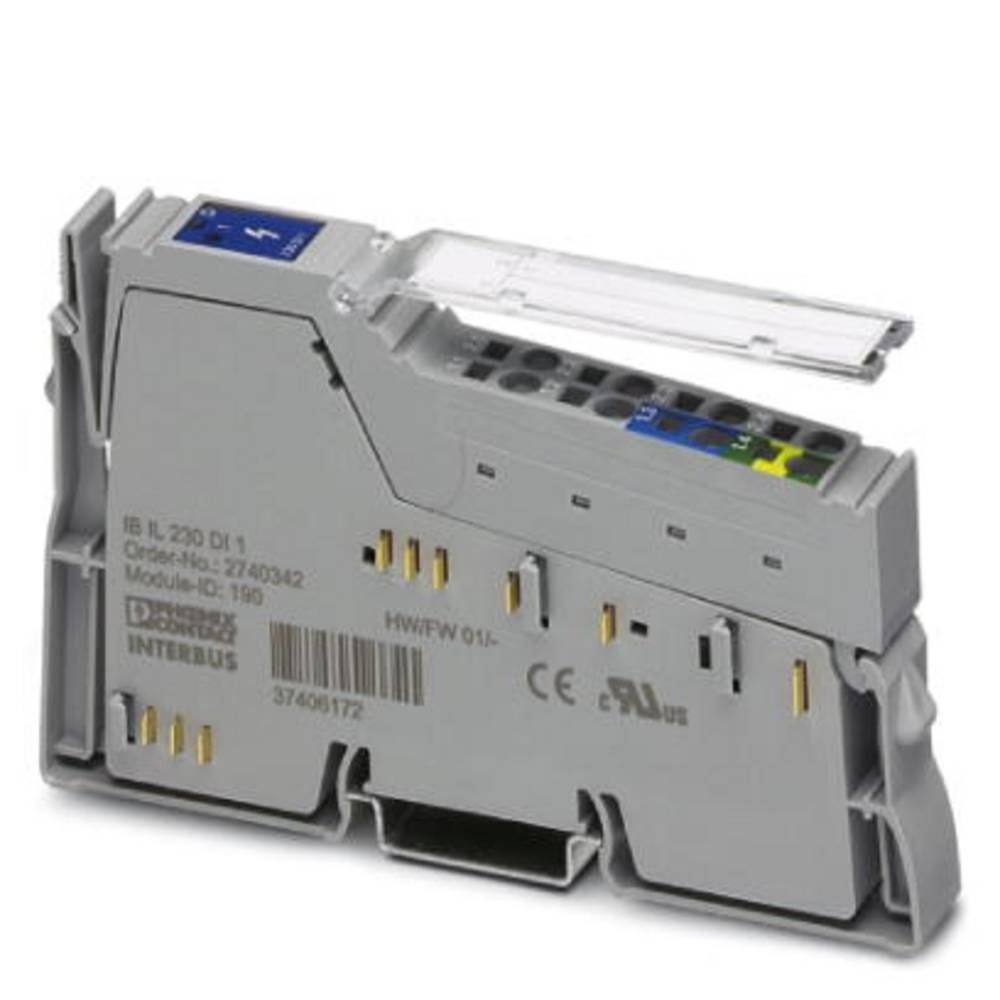 SPS-razširitveni modul Phoenix Contact IB IL 230 DI 1-PAC 2861548 24 V/DC