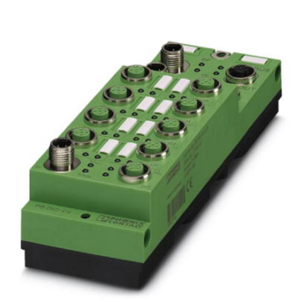 SPS-razširitveni modul Phoenix Contact FLS PB M12 DIO 4/4 M12-2A 2736107 24 V/DC