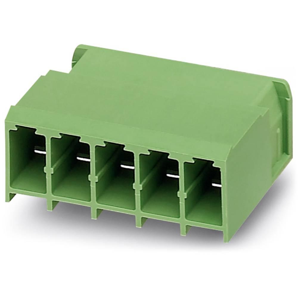 Pinsko ohišje za tiskano vezje PC Phoenix Contact 1804810 raster: 7.62 mm 50 kosov