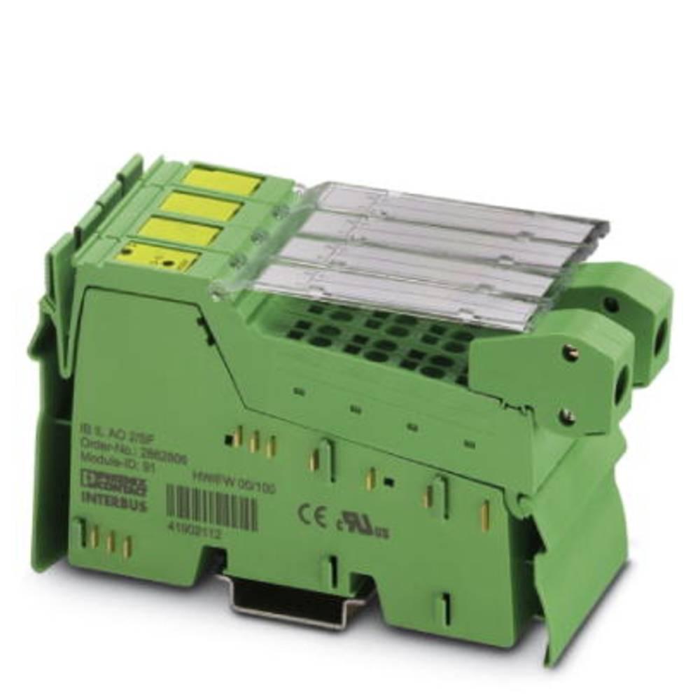 SPS-razširitveni modul Phoenix Contact IB IL AO 2/SF-2MBD-PAC 2862194 24 V/DC