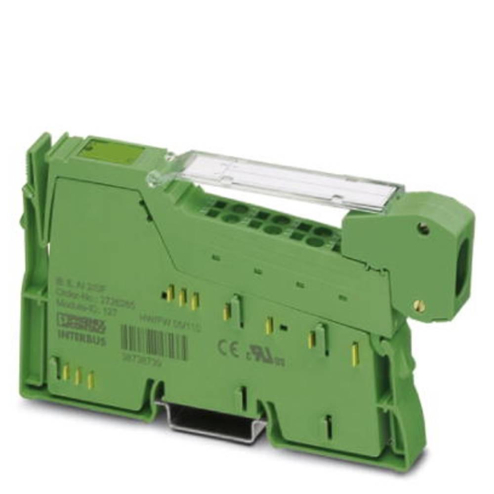 SPS-razširitveni modul Phoenix Contact IB IL AI 2/SF-PAC 2861302 24 V/DC