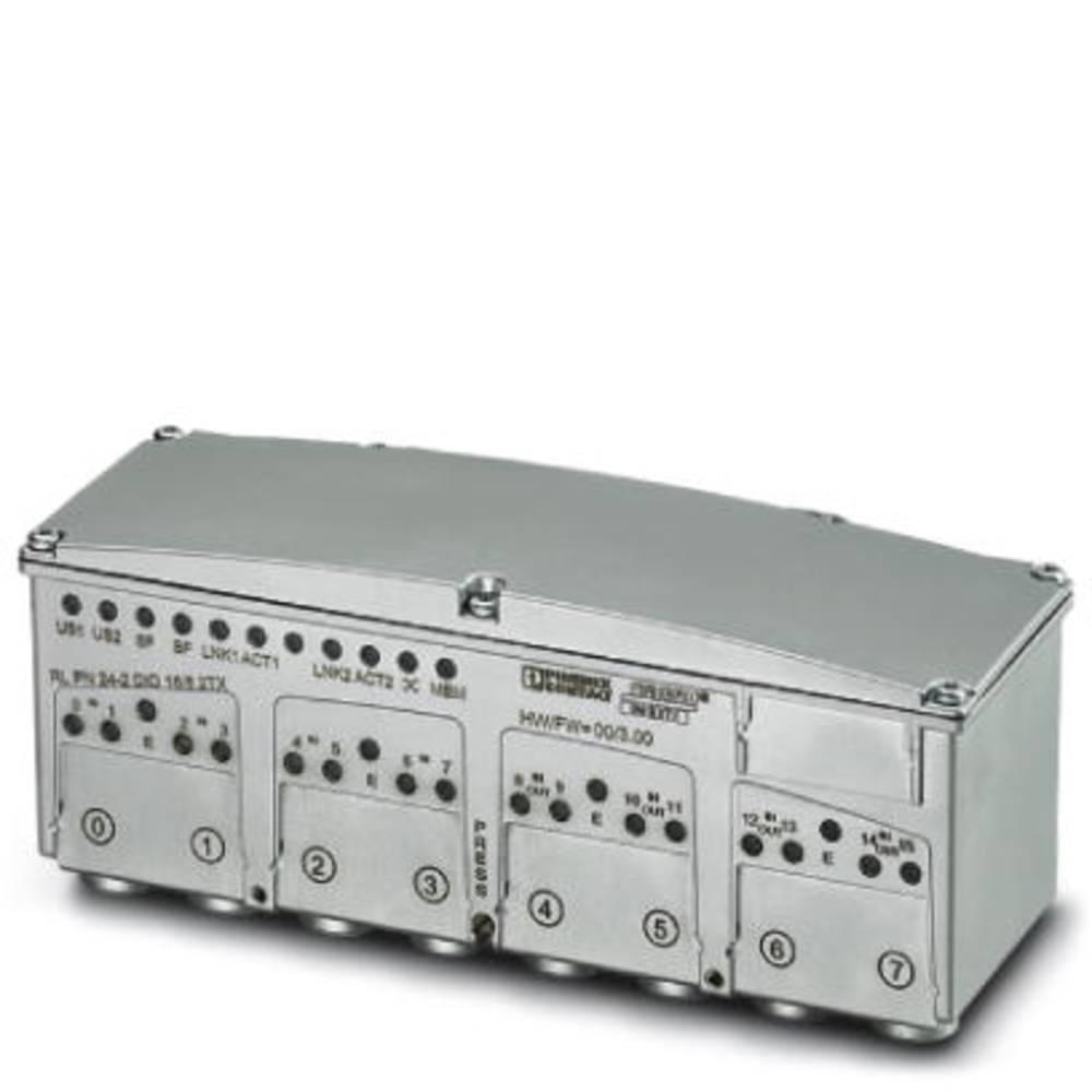 SPS-razširitveni modul Phoenix Contact RL PN 24-2 DIO 16/8 2TX 2773652 24 V/DC