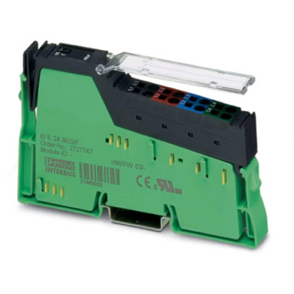SPS-razširitveni modul Phoenix Contact IB IL 24 SEG/F-D-PAC 2861904 24 V/DC