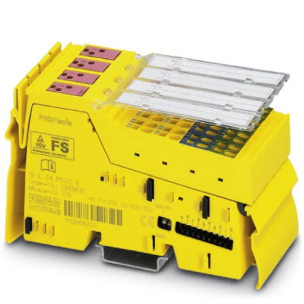 SPS-razširitveni modul Phoenix Contact IB IL 24 PSDO 8-PAC 2985631 24 V/DC