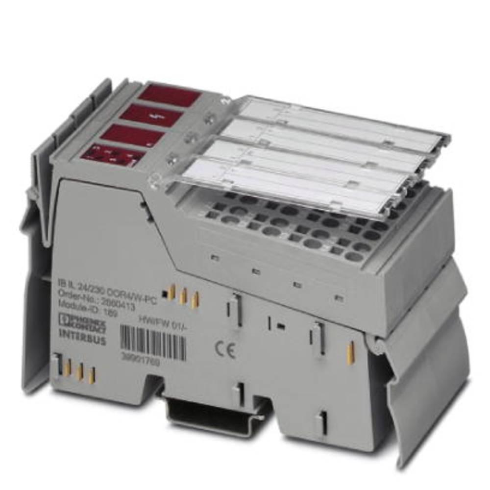 SPS-razširitveni modul Phoenix Contact IB IL 24/230 DOR4/W-PC-PAC 2862181 24 V/DC