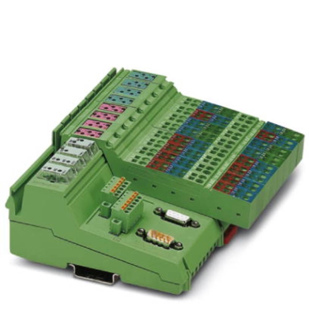 SPS-razširitveni modul Phoenix Contact ILB IB 24 DI16 DO16-DSUB 2878625 24 V/DC