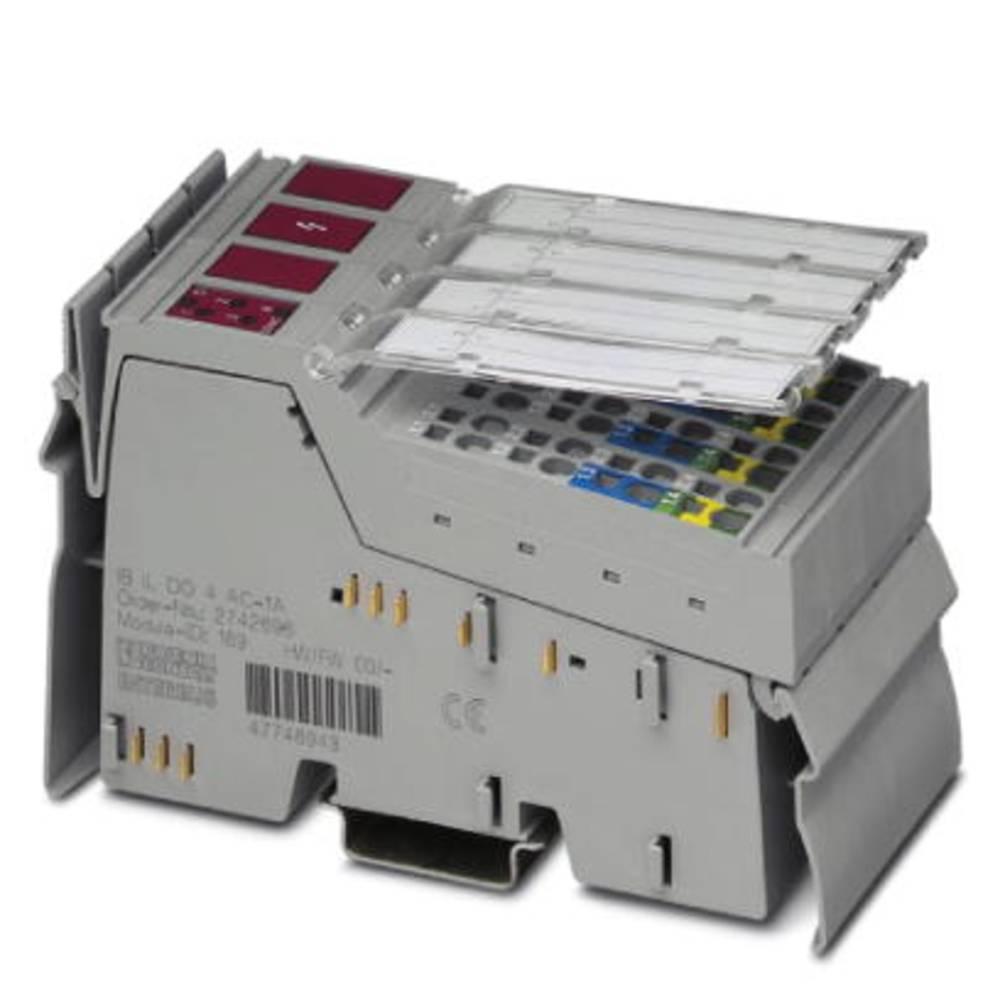 SPS-razširitveni modul Phoenix Contact IB IL DO 4 AC-1A-PAC 2861658 24 V/DC