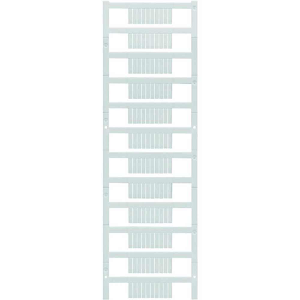 Enhed markører MultiCard WS 12/3,5 MC NEUTRAL 1778270000 Hvid Weidmüller 600 stk