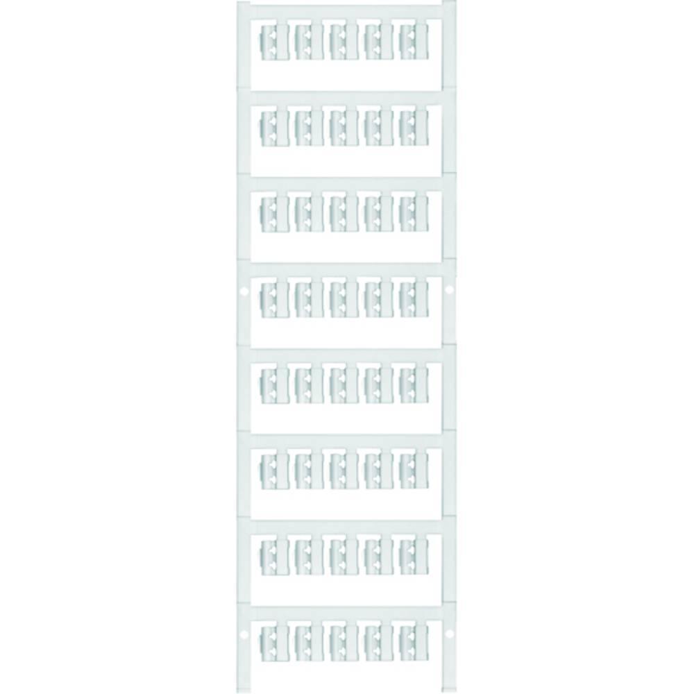 Markeringsophæng Weidmüller SFC 1/21 NEUTRAL BL 1779080002 200 stk Antal markører 200 Atolblå