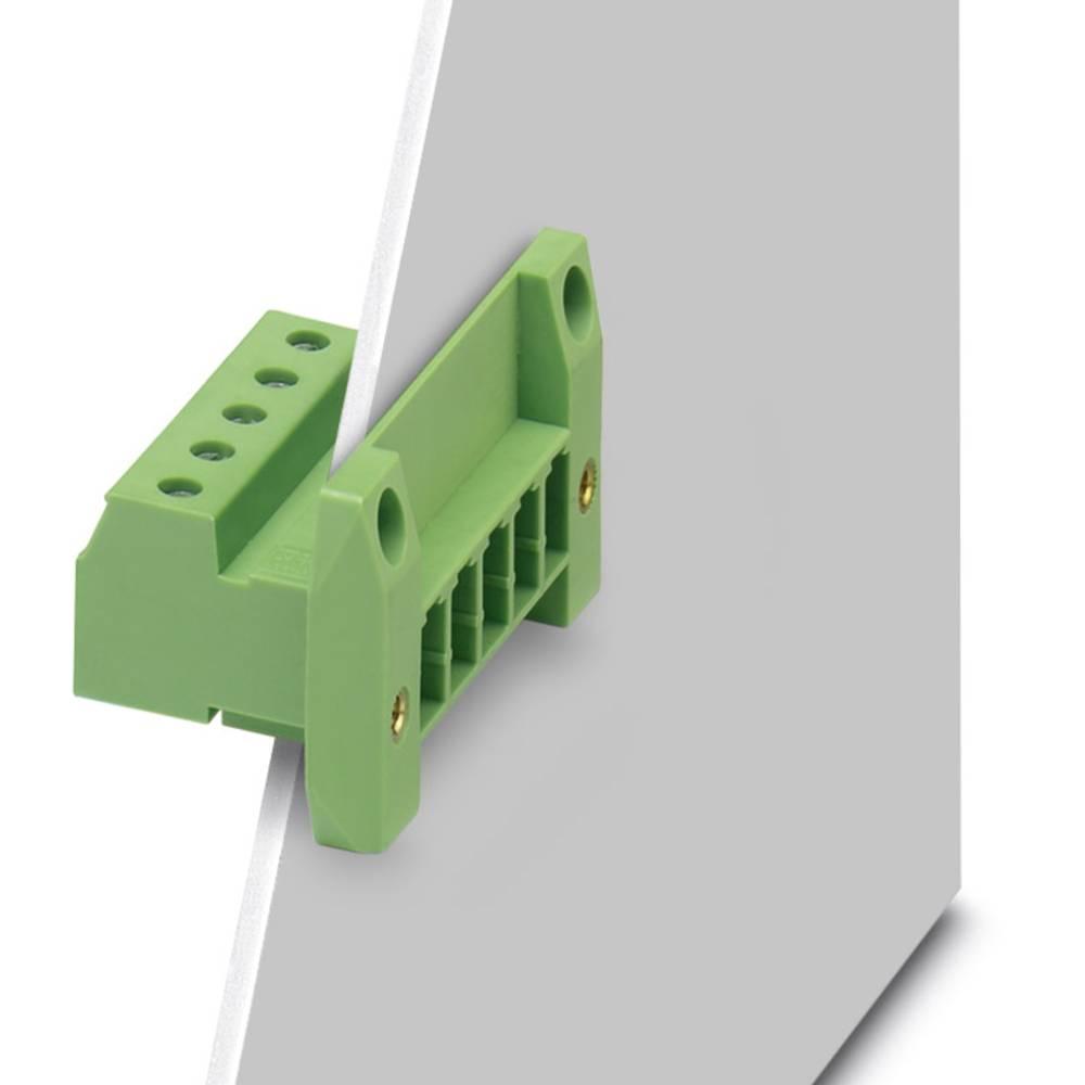 Stiftkabinet-kabel DFK-PC (value.1360671) Samlet antal poler 2 Phoenix Contact 1840557 Rastermål: 7.62 mm 50 stk