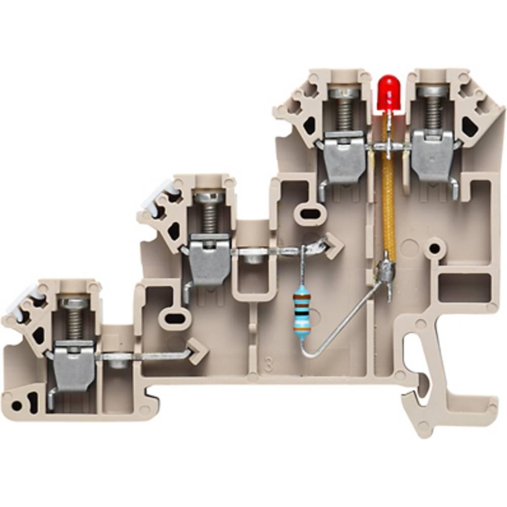 Initiativtager aktuator terminal Weidmüller DLI 2.5/LD-RT/PNP +- DB 1783980000 100 stk