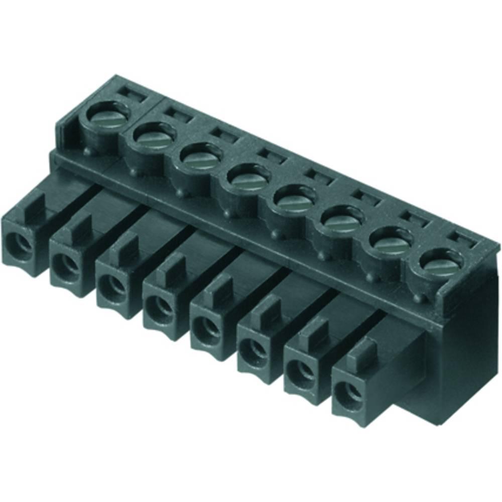Vtični konektor za tiskana vezja Weidmüller 1792820000 vsebuje: 50 kosov